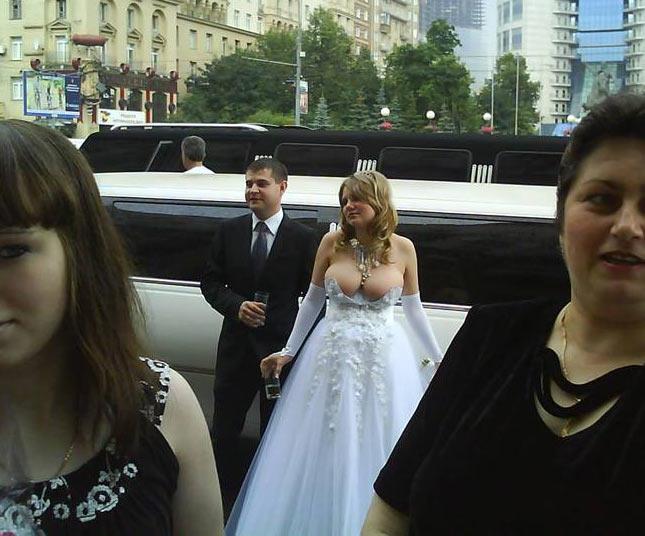 The Risque Wedding Dress Weddings